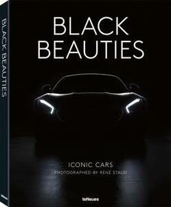 Black beauties. Iconic cars - René Staud,Jürgen Lewandowski - copertina