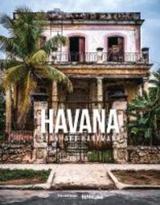 Bernhard Hartmann, Havana. Ediz. inglese, tedesca e francese - copertina