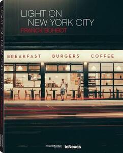 Franck Bohbot. Light on New York city