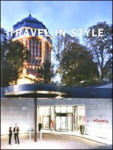 Libro Travel in style. Ediz. inglese e tedesca Tamara Jendoubi
