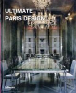 Ultimate Paris design - copertina