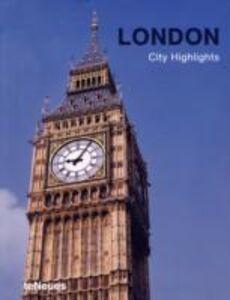 Libro City Highlights London