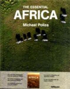 The essential Africa - Michael Poliza - copertina