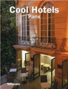 Cool hotels Paris - copertina
