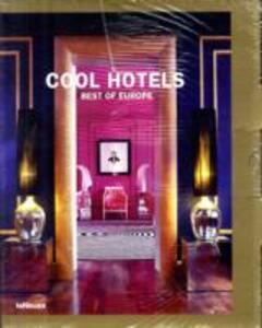 Cool hotels. Best of Europe. Ediz. multilingue - copertina