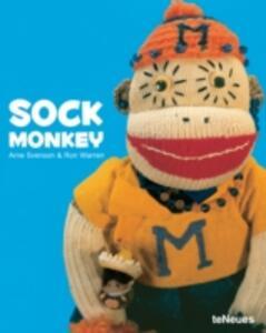 Sock monkeys. Text in english