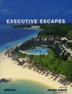Executive escapes. Family. Ediz. multilingue - copertina