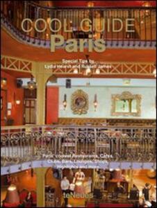 Cool guide Paris. Ediz. multilingue - copertina