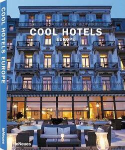 Cool hotels Europe. 50 year anniversary edition. Ediz. inglese, francese, tedesca e spagnola - copertina