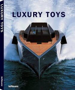 Luxury toys. Ediz. multilingue - copertina