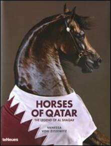 Valentinavalontano.it Horses of Qatar. The legend of Al Shaqab. Ediz. multilingue Image