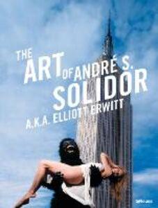 Libro The art of André S. Solidor Elliott Erwitt