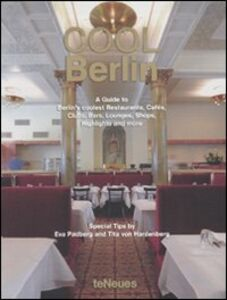 Foto Cover di Cool Berlin, Libro di  edito da TeNeues