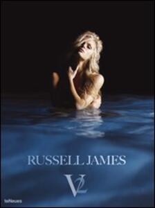 Russell James. Ediz. multilingue. Vol. 2 - copertina