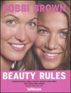 Beauty rules - Bobbi Brown - copertina