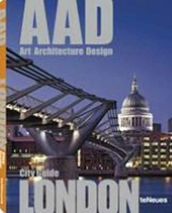Libro London. AAD. Art architecture design. Ediz. multilingue