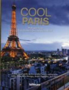 Libro Cool Paris. Ediz. multilingue