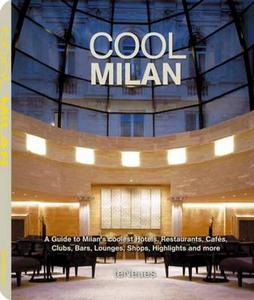 Libro Cool Milan. Ediz. multilingue