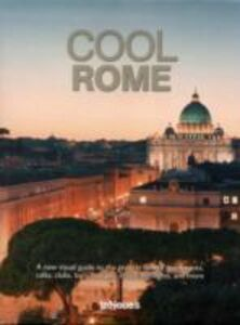 Libro Cool Rome. Ediz. multilingue