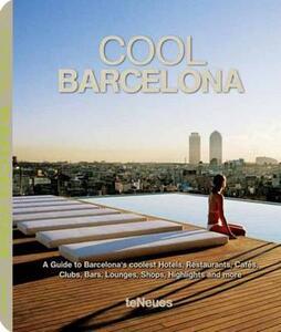 Cool Barcelona. Ediz. multilingue - copertina