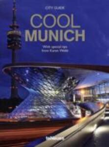Cool Munich. Ediz. inglese e tedesca - copertina