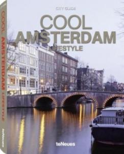 Libro Cool Amsterdam. Ediz. inglese e tedesca