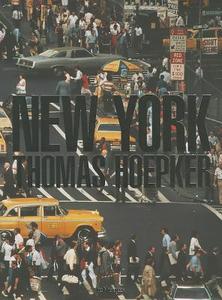 Libro New York. Ediz. italiana, francese, inglese, tedesca e spagnola Thomas Hoepker