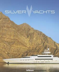 Silver yachts. Brands by hands. Ediz. inglese, russa e cinese - copertina