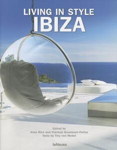 Living in style Ibiza. Ediz. inglese, tedesca e spagnola - copertina