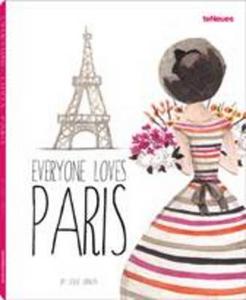 Libro Everyone loves Paris