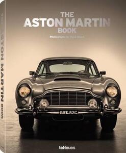 The Aston Martin book. Ediz. multilingue - René Staud - copertina