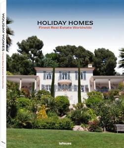 Holiday homes. Top of the world. Ediz. inglese, tedesca e spagnola - copertina
