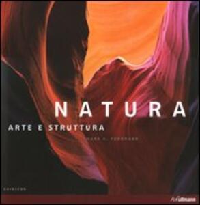 Natura. Arte e struttura. Ediz. italiana, spagnola e portoghese - Mara K. Fuhrmann - copertina