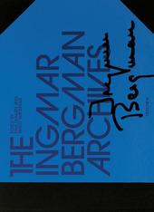 The Ingmar Bergman Archives. Con DVD