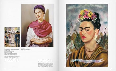 Libro Kahlo Andrea Kettenmann 1