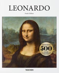 Leonardo. Ediz. inglese - Frank Zöllner - copertina