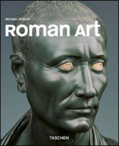 Foto Cover di Arte romana, Libro di Michael Siebler, edito da Taschen