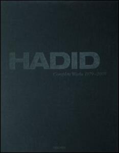 Hadid. Complete works. Ediz. italiana, spagnola e portoghese