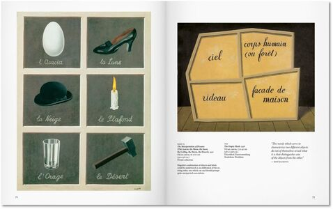 Libro Magritte Marcel Paquet 3