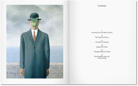 Libro Magritte Marcel Paquet 5