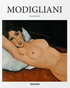 Libro Modigliani Doris Krystof