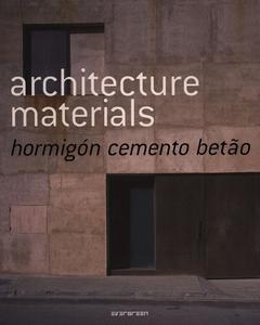 Libro Architecture materials concrete. Ediz. multilingue