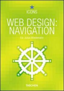 Libro Web design navigation. Ediz. italiana, francese e tedesca