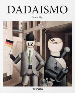 Dadaismo - Dietmar Elger - copertina