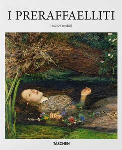 Libro I preraffaelliti Heather Birchall