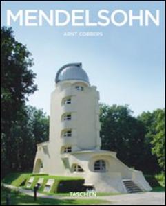 Libro Mendelsohn Erich 1887-1953. Ediz. illustrata Arnt Cobbers