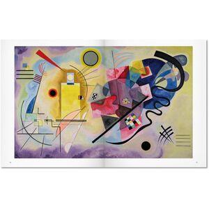 Foto Cover di Kandinsky, Libro di Hajo Duchting, edito da Taschen 1