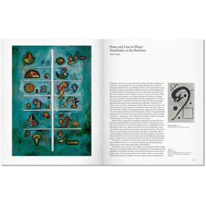 Foto Cover di Kandinsky, Libro di Hajo Duchting, edito da Taschen 2