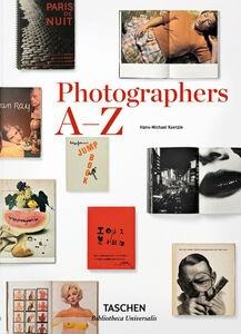 Foto Cover di Fotografi A-Z, Libro di Hans-Michael Koetzle, edito da Taschen