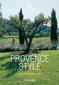 Foto Cover di Provence Style, Libro di  edito da Taschen